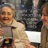 """Mariluz Escribano: """"Ahora es tiempo de paz. De paz y de memoria"""""""