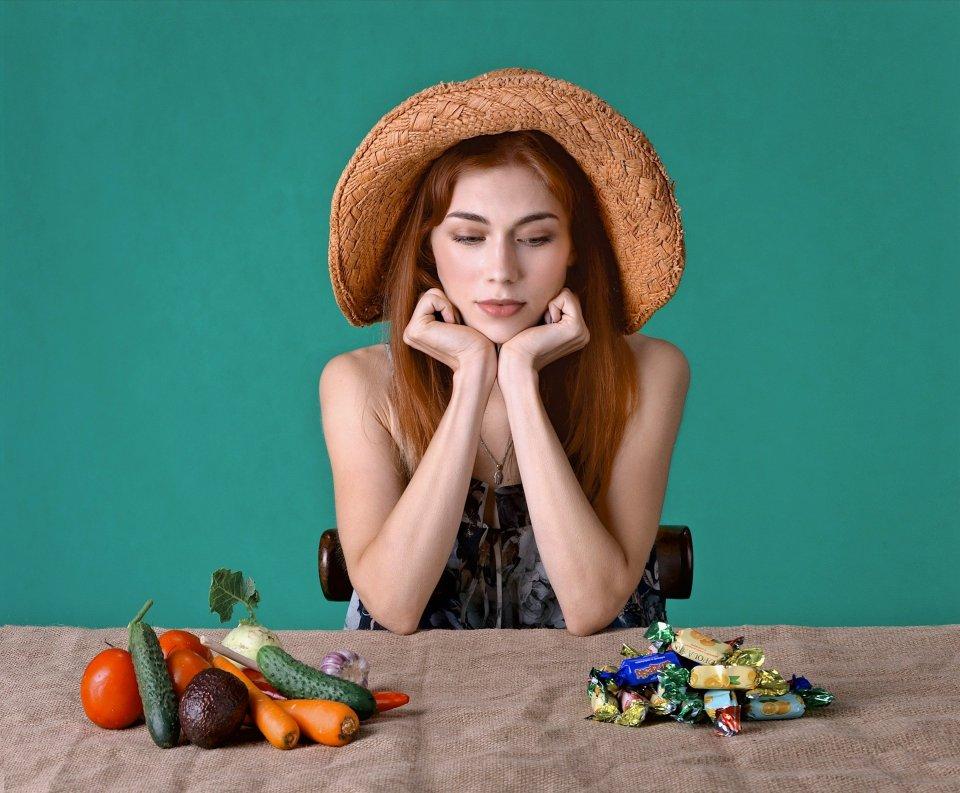 15 trucs qui m'énervent: croire que les mannequins ne mangent pas