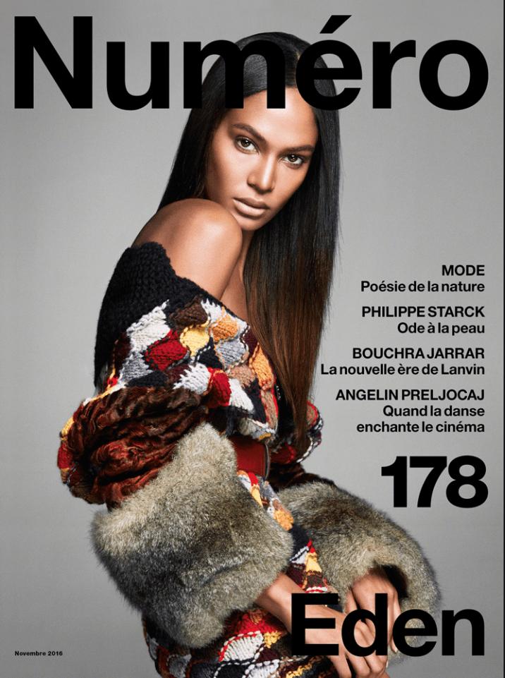 Numéro, l'un des magazine de mode de référence