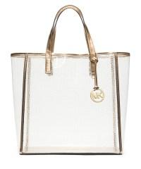 Michael Kors Clear Tote Bags