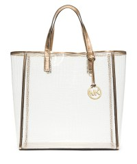 Michael Kors Clear Tote Bags | Car Interior Design