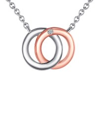 TESS DIAMONDS Silver & diamond-set hoop earrings, Designer ...