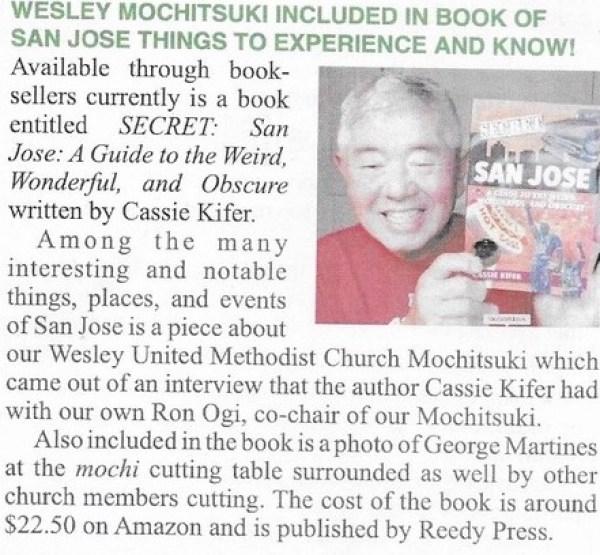 Wesley UMC Article