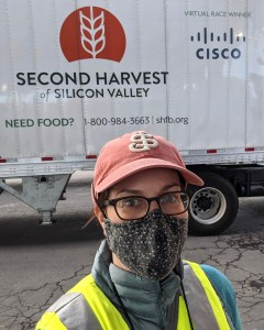 Volunteering at Second Harvest of Silicon Valley