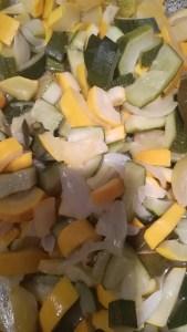 courgettes cuisinées