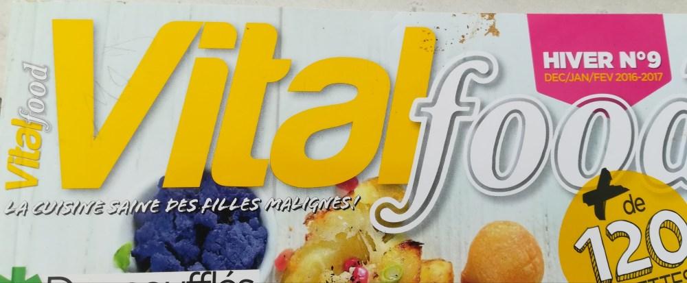 ancien slogan vital food
