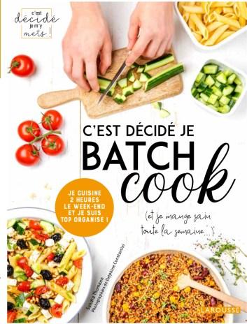 le livre de Sandra de Cuisine Addict