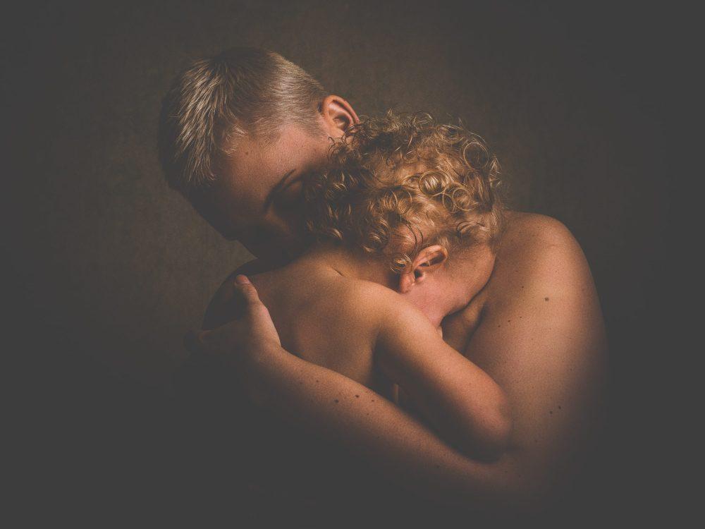 le peau à peau mère-enfant