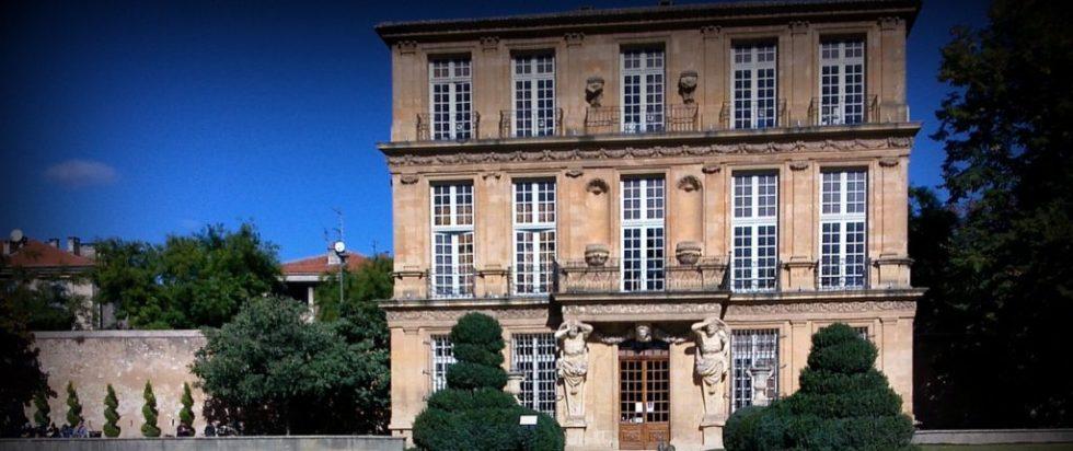 L'incontournable Pavillon Vendôme d'Aix