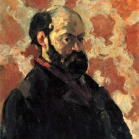 Portrait Paul Cezanne