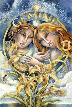 Gemini Twins Sign