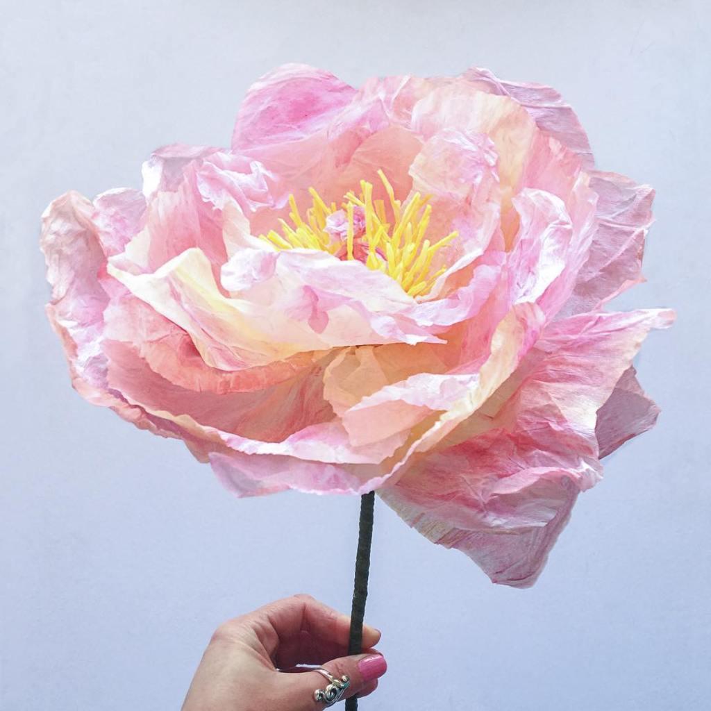 Lisa Jay Pink Flower
