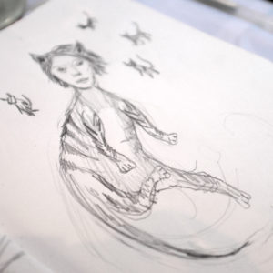 Sam Brett-Atkin Doodle