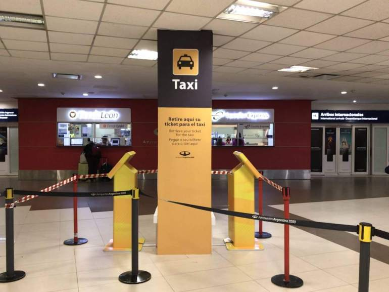 Buenos Aires Travel Tourist Guide Ezeiza airport to Buenos Aires Taxi