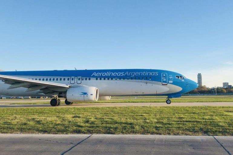 Resident fare Aerolineas Argentina Buenos Aires
