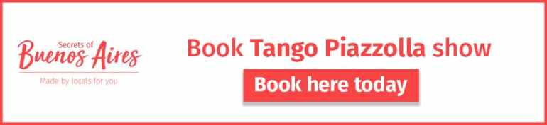 Book tango piazzolla banner