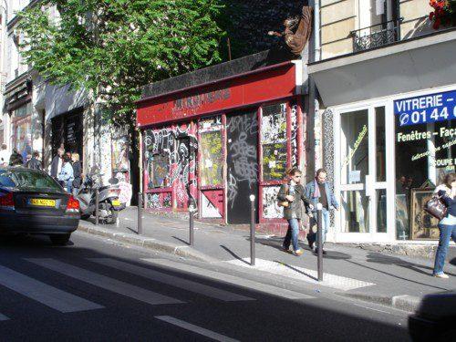 La Miroirterie Belleville