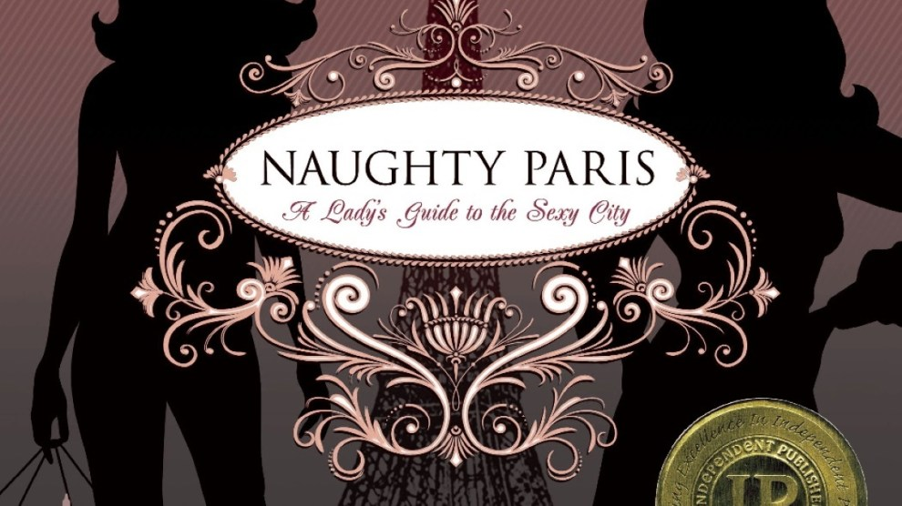 Naughty Paris Cover