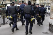 Riot Police Paris