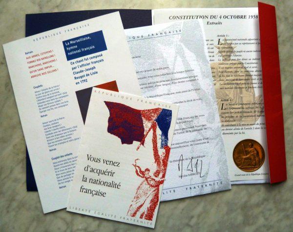 naturalization documents