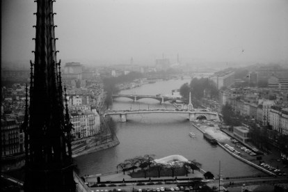 Historic View of the Seine