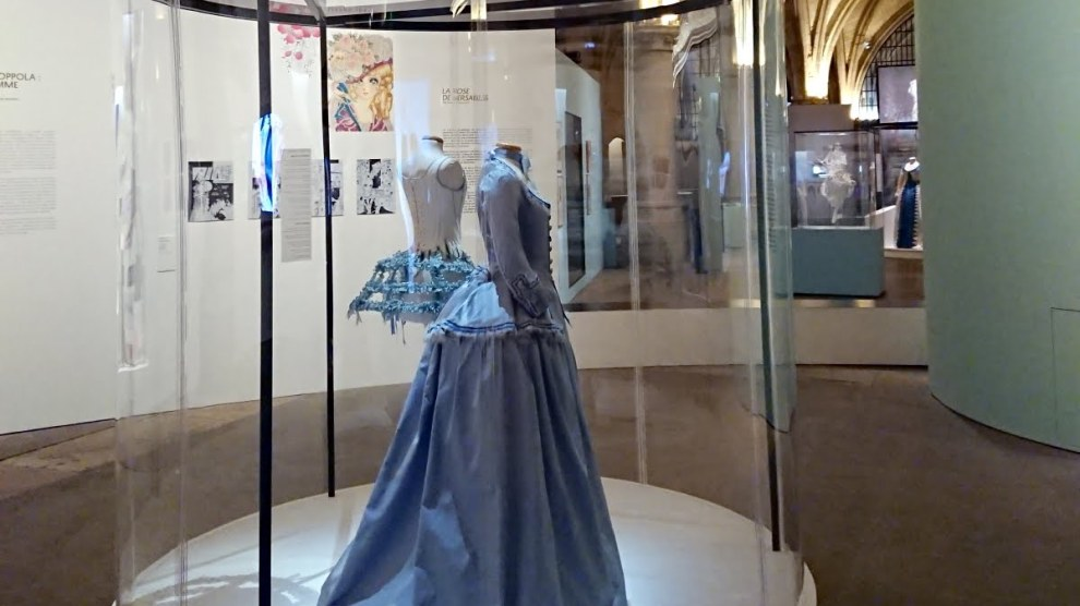 Marie Antoinette gown
