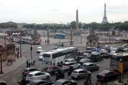 traffic Paris