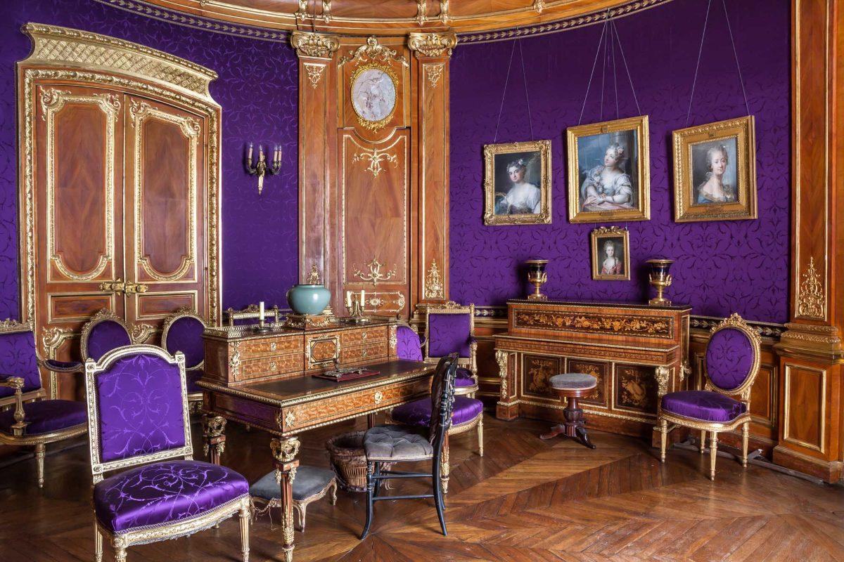Boudoir at Chantilly