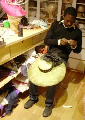 Hat maker