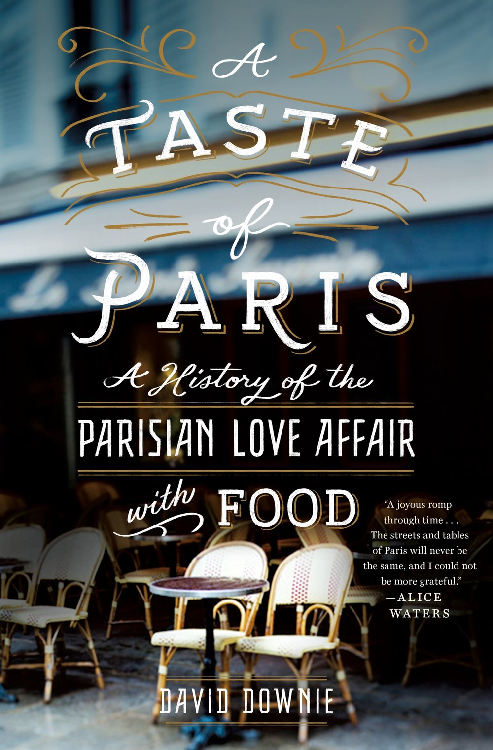 Taste of Paris cover