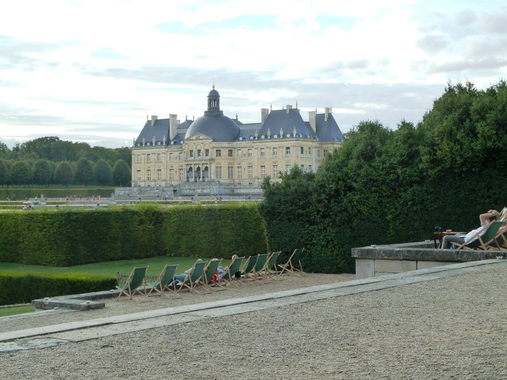 Gardens of Vaux le Vicomte