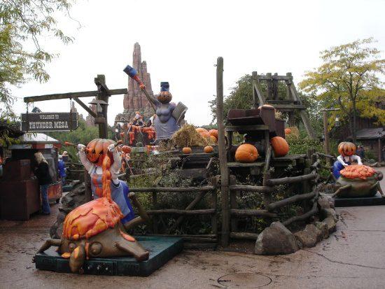 Halloween a Disneyland Paris