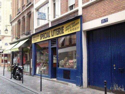 matress shop