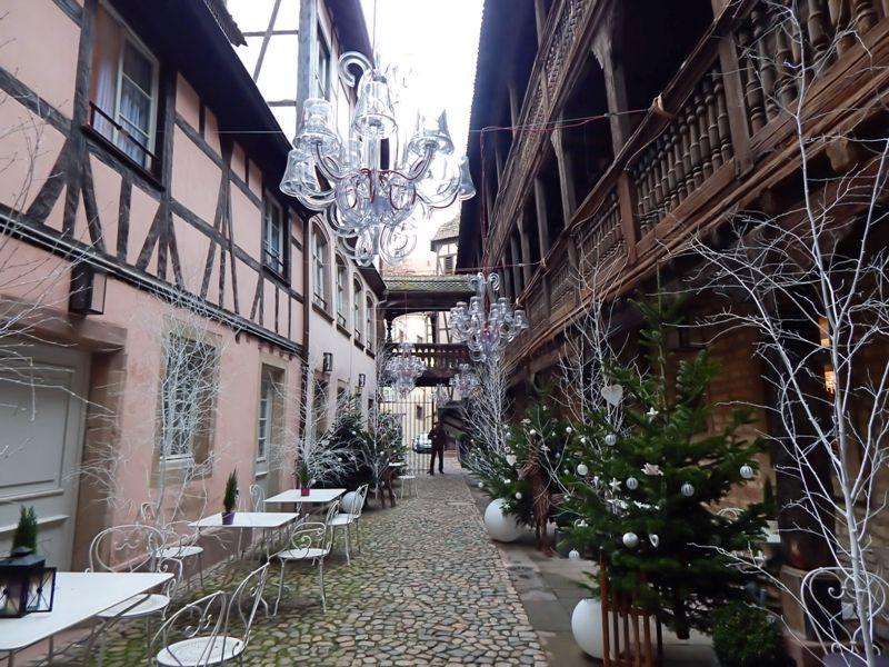 Hotel Cour du Corbeau, Strasboutg