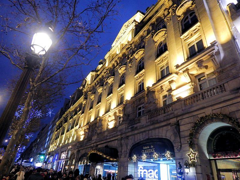 Ave des Champs-Elysées