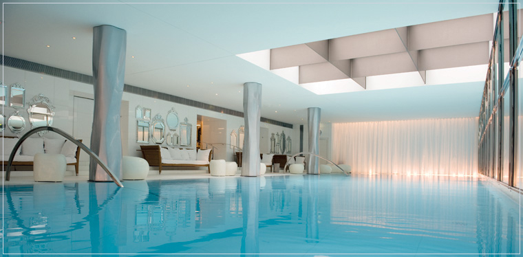 Royal monceau pool
