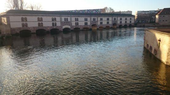 Barrage de Vauban
