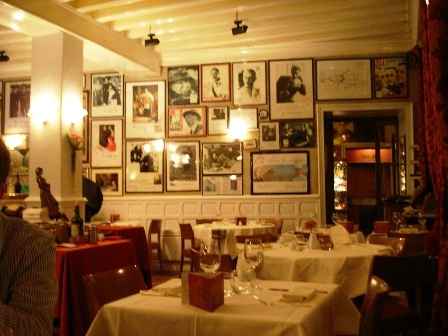 Mère Poulard Dining Room