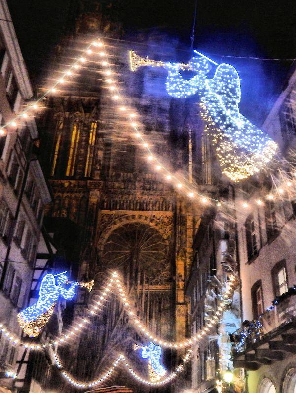 Christmas Lights Strasbourg