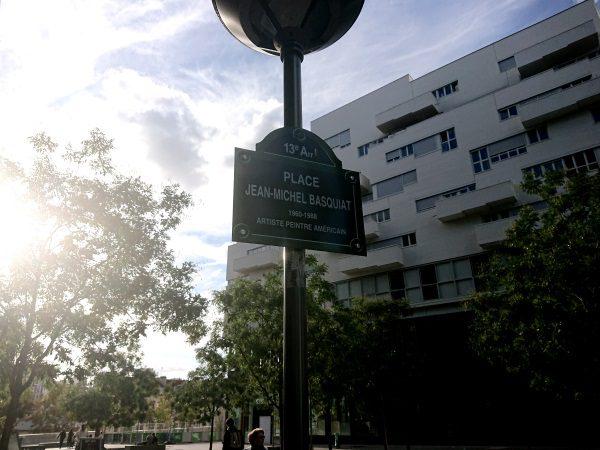 Place Basquiat