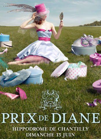 Prix de Diane poster