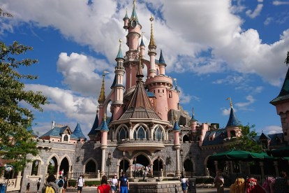 Sleeping Beauty's Castle Disneyland