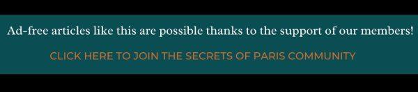 Support Secrets of Paris