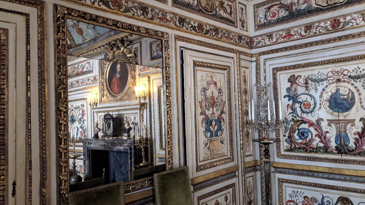 17th-century room