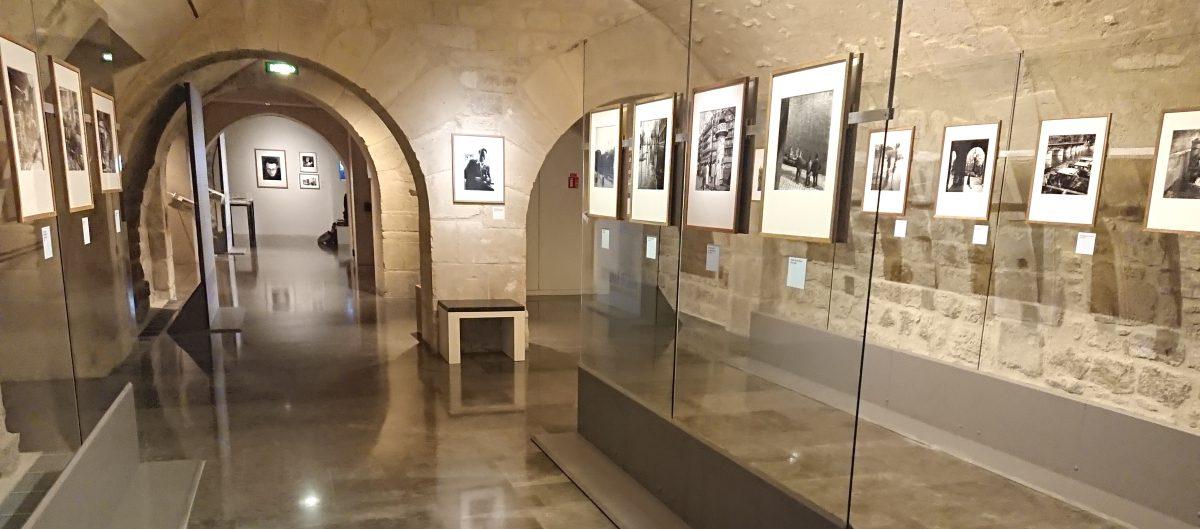 Temporary exhibition of photos by Adolfo Kaminsky