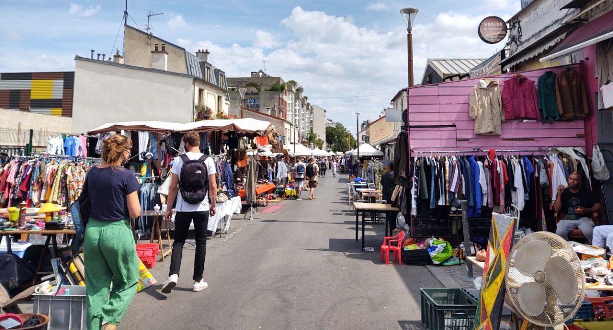 Marché aux Puces St-Ouen