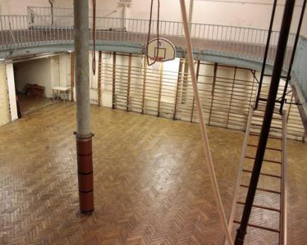 YMCA Basketball Court
