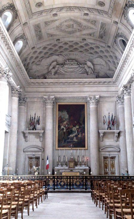 Ecole Militaire Chapel