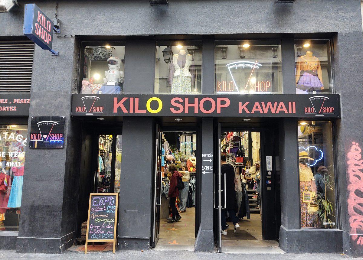 Kilo Shop Kawaii