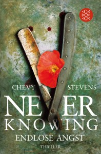 "Chevy Stevens: ""Never Knowing"""